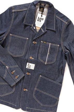 Kurtka jeansowa denimowa jacket męska Lee Warszawa