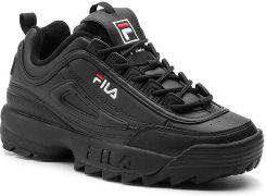 Buty Fila Disruptor Low - Black/Black