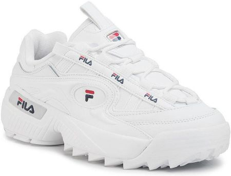 Sneakersy Fila Ray Low White 1010561.1FG (FI8 a) Ceny i