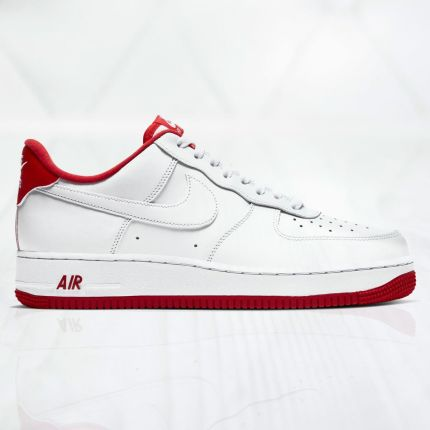 Nike Air Force 1 Ultraforce Leather Linen Linen White | Footshop