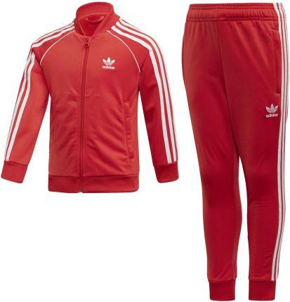 Buty adidas Superstar Glossy Toe Red (S76724) Ceny i
