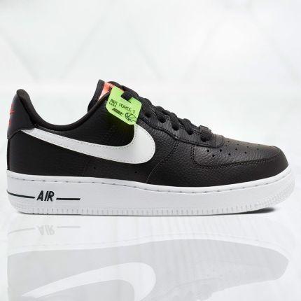 Buty damskie Nike Air Force 1 Low Szary Ceny i opinie Ceneo.pl