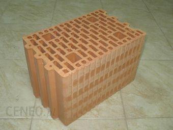 Materialy Konstrukcyjne Brenner Pexider Porotherm 25 P W Pustak