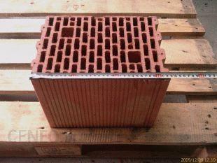 Materialy Konstrukcyjne Termoton Porotherm 25 P W Cegla Pustak
