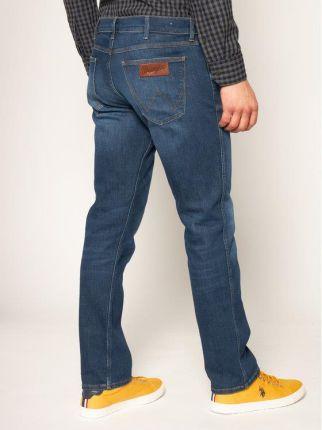 Spodnie jeansowe męskie Materiał: Elastan Ceneo.pl