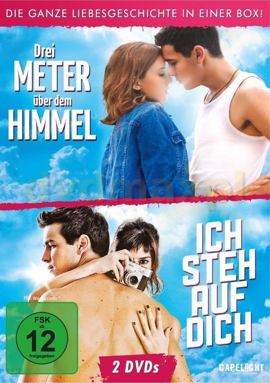 Film Dvd Three Steps Above Heaven I Want You Trzy Metry Nad Niebem Tylko Ciebie Chce 2dvd Ceny I Opinie Ceneo Pl