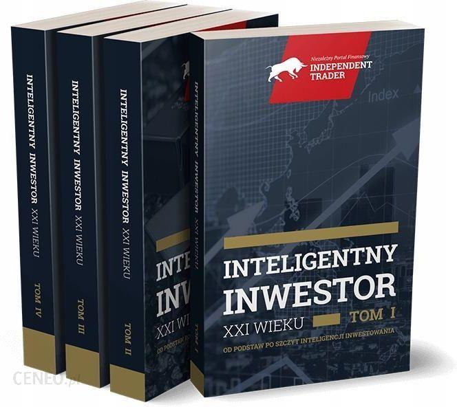 Ksiazka Inteligentny Inwestor Xxi Wieku 4 Tomy Ceny I Opinie Ceneo Pl