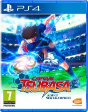 Gra PS4 Captain Tsubasa - Rise of new Champions (Gra PS4) - zdjęcie 1