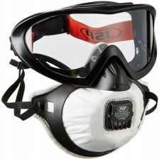 Ffp3 Maska Gogle 3filtry N99 Pelna Ceny I Opinie Ceneo Pl