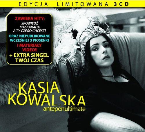 Plyta Kompaktowa Kasia Kowalska Antepenultimate Edycja Limitowana Ceny I Opinie Ceneo Pl