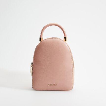 Reserved Pikowana torba typu shopper Czarny Ceny i