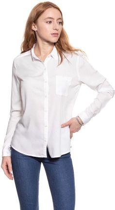Mohito Koszula z ozdobnym kołnierzem Biały Ceny i  7AOL6