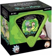 Rick And Morty Trivial Pursuit (gra)