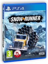 Snow Runner (Gra PS4)