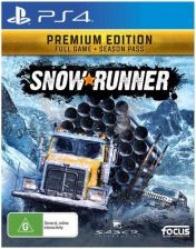 Snow Runner Premium Edition (Gra PS4)