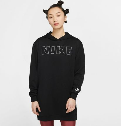 Nike Bluza dzianinowa z kapturem Paris Saint Germain Czerń