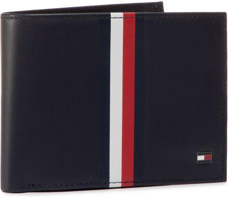 Portfel Męski Damski Tommy Hilfiger 31TL22X060 001 Black Czarny