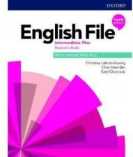 English File 4th Edition Intermediate Plus. Student's Book and Online Practice