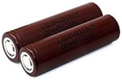 Lg Ogniwa Li Ion 18650 HG2 30 A 3000mAh 3,6V 2szt Ceny i opinie na Ceneo.pl