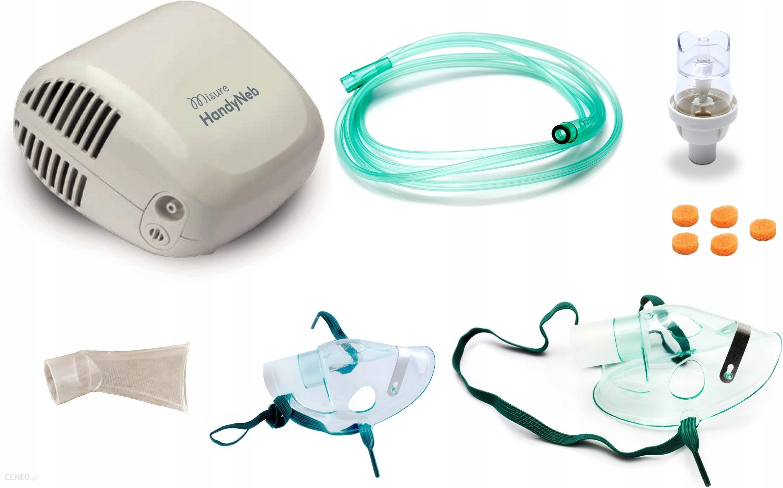 Inhalator Nebulizator Dla Dzieci dorosłych 2 Maski
