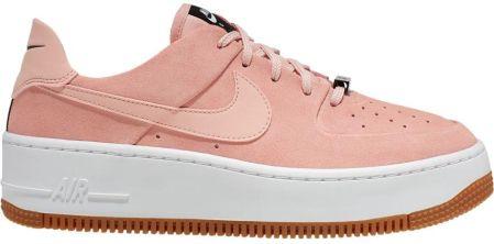 Buty damskie Nike Air Force 1'07 SE Różowy Ceny i opinie Ceneo.pl