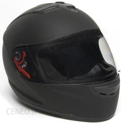 Torq Kask Motocyklowy I3 Integralny Czarny Mat (Rozmiar Xs)