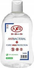 Axg Żel Antybakteryjny Forte Virus Protection 500Ml