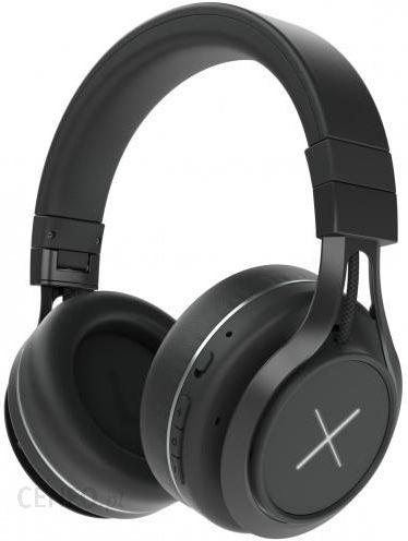 Białe słuchawki bezprzewodowe z hybrydowym ANC Kygo Xenon