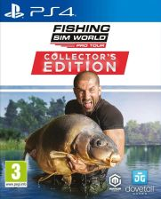 Fishing Sim World Pro Tour Collectors Edition (Gra PS4)