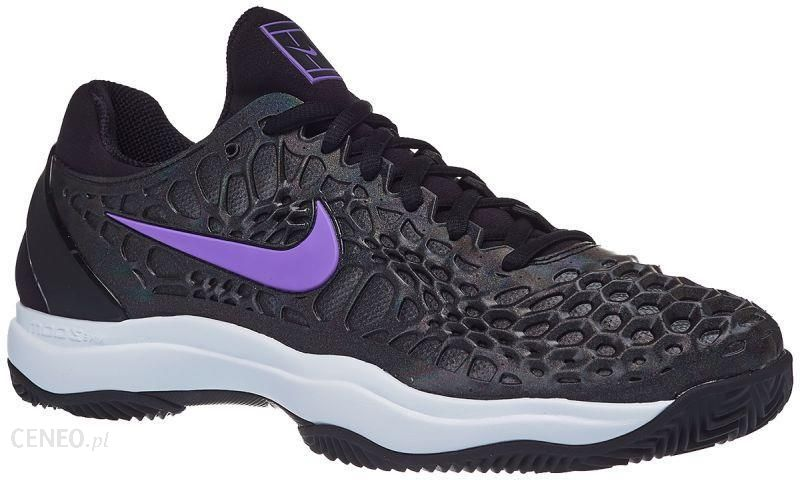 Nike Air Zoom Cage 3 Clay Black White Ceny i opinie Ceneo.pl
