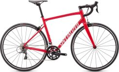 Specialized Allez 28 2020 Gloss Flo Red White Clean
