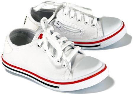 Trampki dziecięce Big Star białe buty EE374002 34 Ceny i