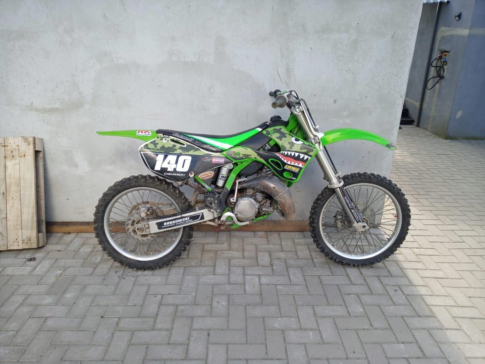 Kawasaki Kx 125 Opinie I Ceny Na Ceneo Pl
