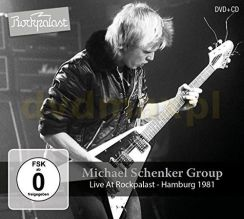 Michael Schenker Group: Live At Rockpalast - Hamburg 1981 [CD]