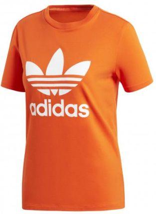 Koszulka damska Trefoil Tee Adidas Originals (zielona