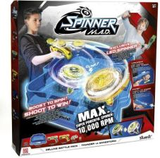 Silverlit Spinner Deluxe Battle Pack Dumel 86331
