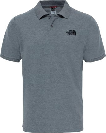 Koszulka The North Face Polo Piquet T0CG71LXS - Ceny i opinie T-shirty i koszulki męskie UEWG