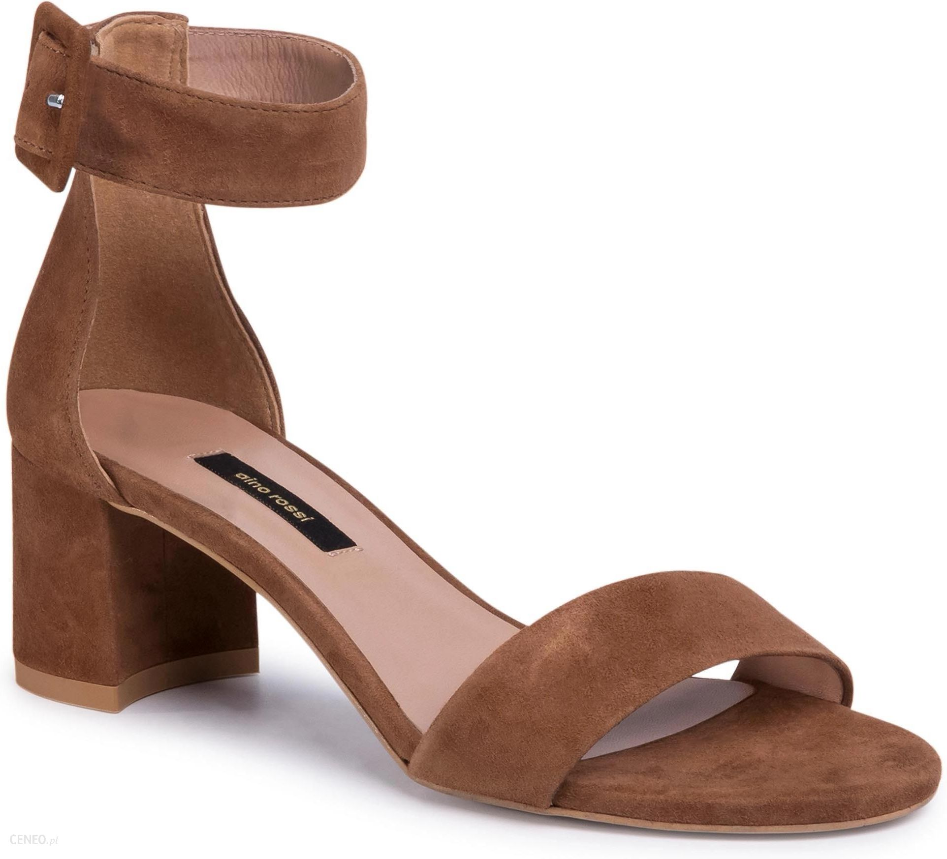 Sandaly Gino Rossi Dnk207 Brown Ceny I Opinie Ceneo Pl
