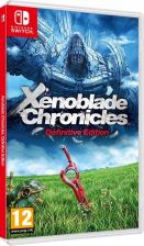 Xenoblade Chronicles Definitive Edition (gra NS)