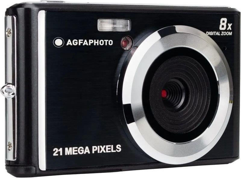 """AgfaPhoto Compact DC 5200 Black"""
