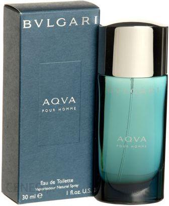 74b95e47bb8b0 Bulgari Aqua Pour Homme Woda toaletowa 30 ml TESTER - Opinie i ceny ...