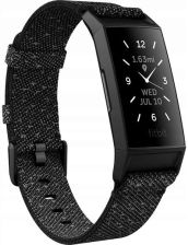 Fitbit Charge 4 Special Edition Czarny