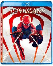 Spider-Man 1-3 Collection [3xBlu-Ray]