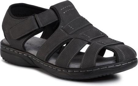 Sandały męskie 4F H4L20 SAM002 20S czarny Ceny i opinie