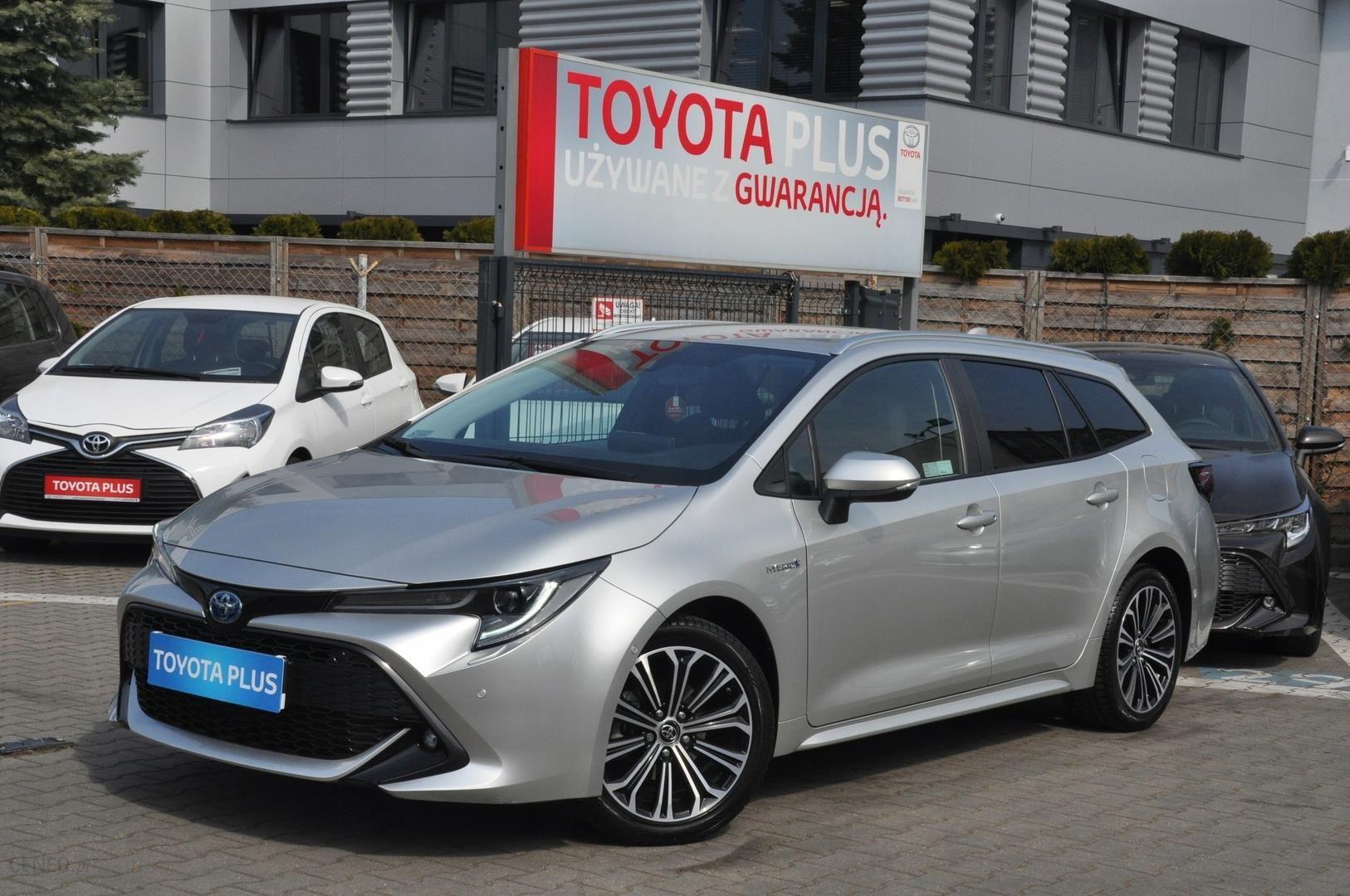 Toyota Corolla 1 8 Hybrid Comfort Style Tech Opinie I Ceny Na Ceneo Pl