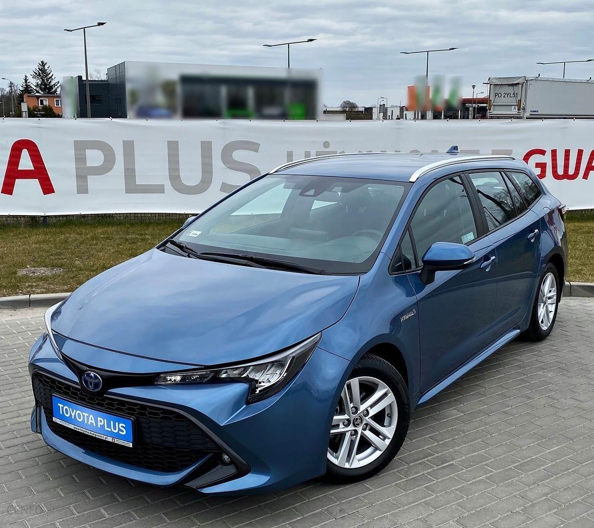 Toyota Corolla 1 8 Hybrid Comfort Navi Opinie I Ceny Na Ceneo Pl