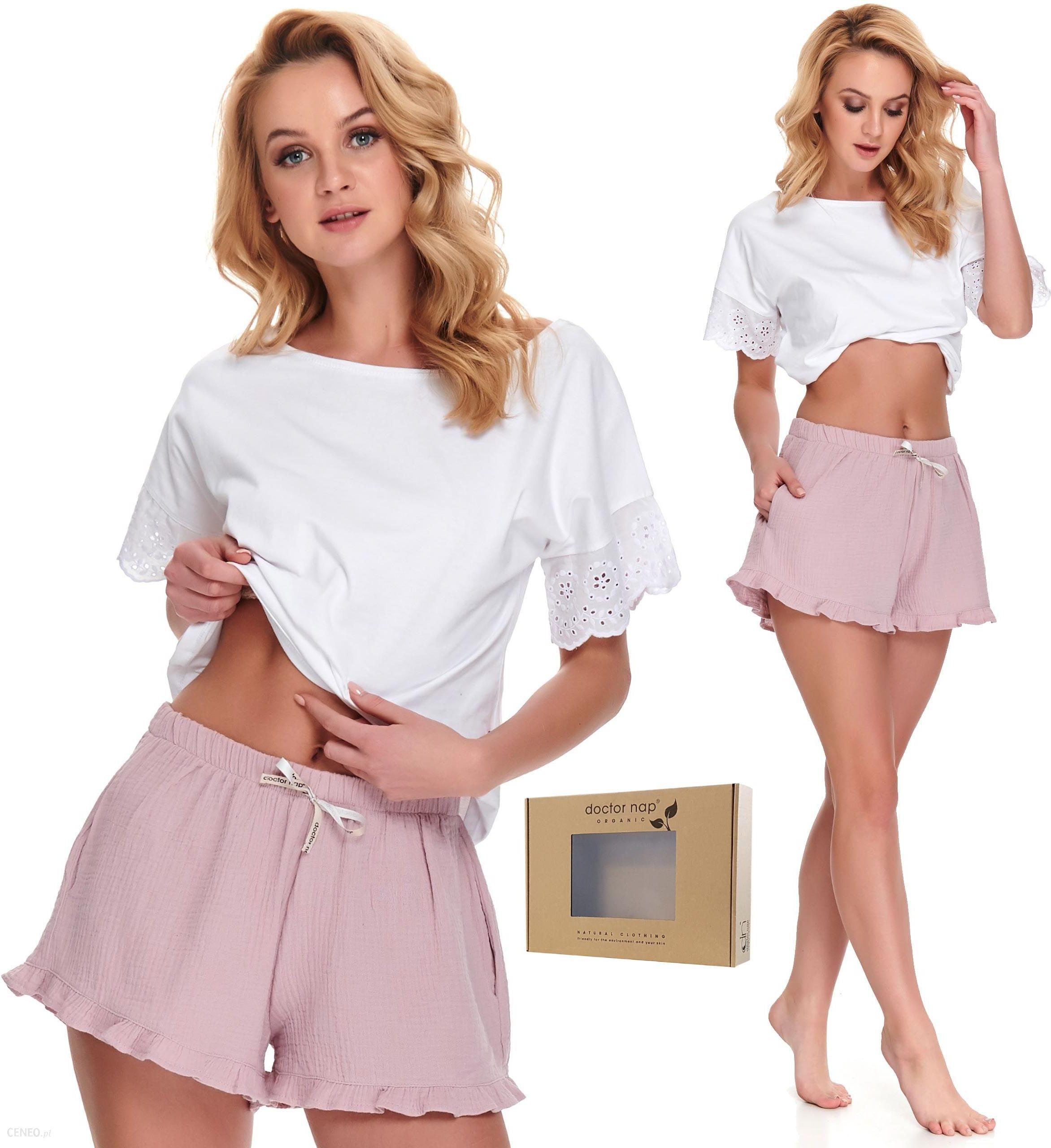 SHO.9905 Doctor Nap spodnie od piżamy damskie