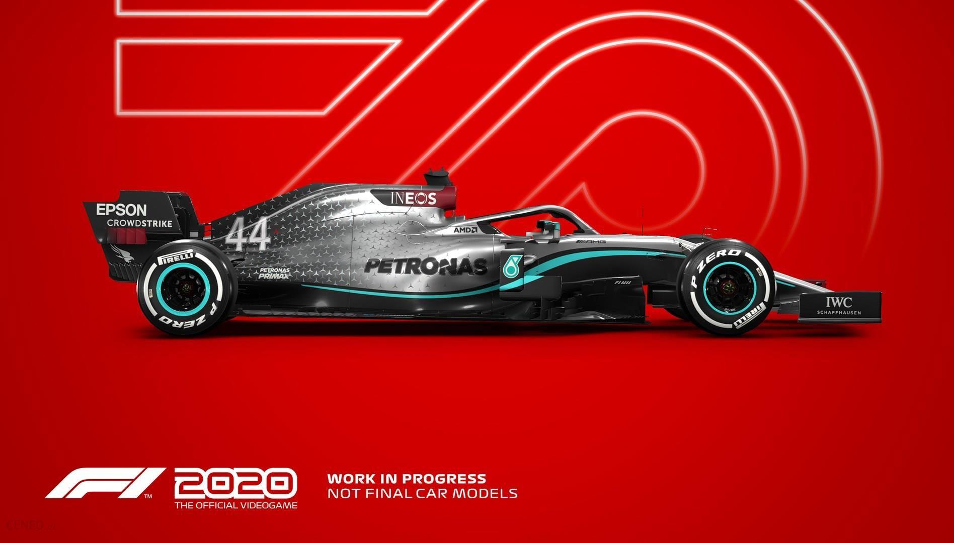 F1 2020 Edycja Deluxe Schumacher Gra Xbox One Od 299 90 Zl Ceny I Opinie Ceneo Pl