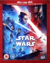 Star Wars: Episode IX - The Rise of Skywalker (Gwiezdne Wojny: Skywalker. Odrodzenie) (steelbook) [Blu-Ray 3D]+[2xBlu-Ray]