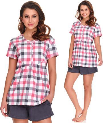 Tcb 9613 Doctor Nap rozpinana koszula w panterkę Ceny i